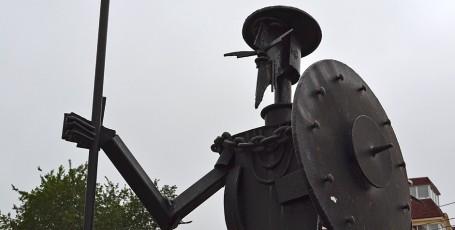 Достопримечательности Омска —  Дон Кихот