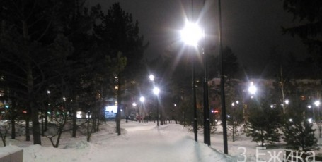 Вечерний город — фотопрогулка часть2