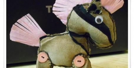 Лошадка Красотулька