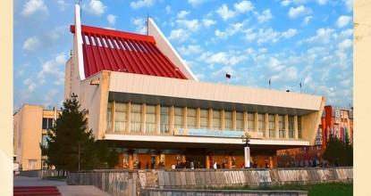Современная архитектура Омска