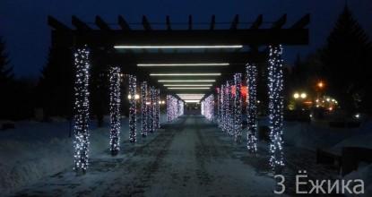 Вечерний город — фотопрогулка часть1