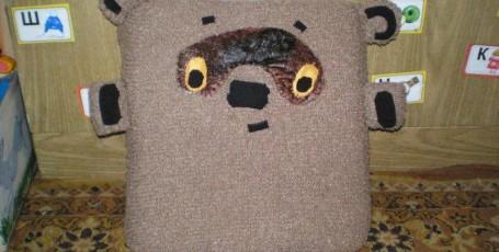 Подушки-игрушки — Винни-Пух