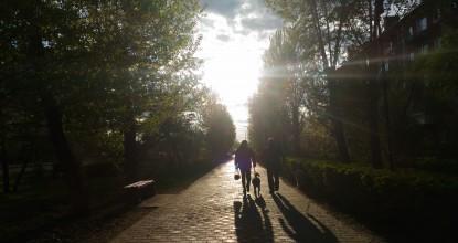 Небольшая прогулка по городу