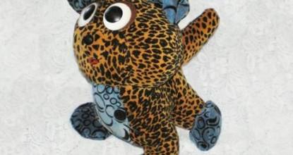 Леопардик Лео.