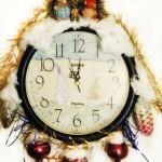 Часики Новогодние