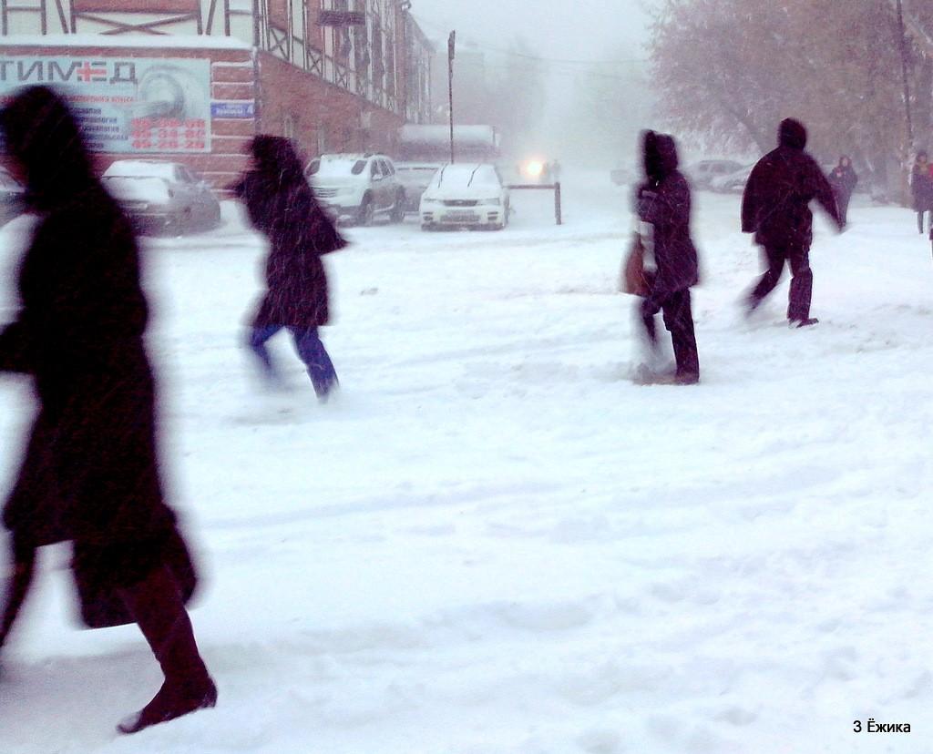 снегопад (2)