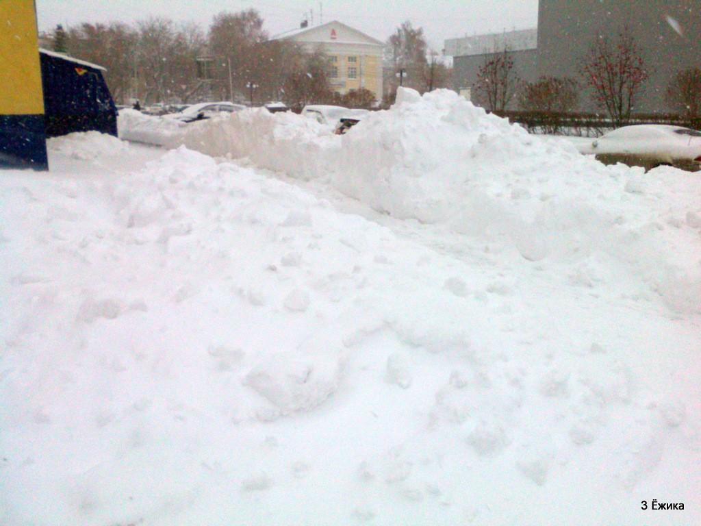 снегопад (3)