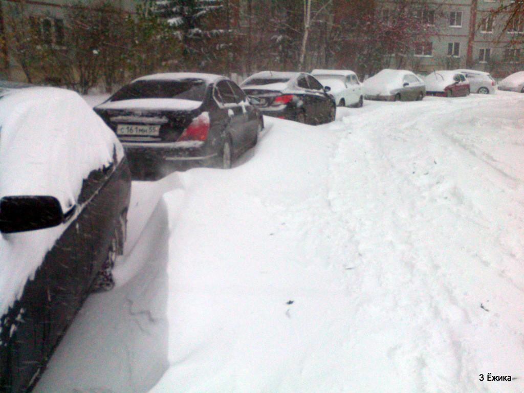 снегопад (5)